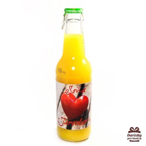 Svatební ovocný nápoj pro hosty, motív S004