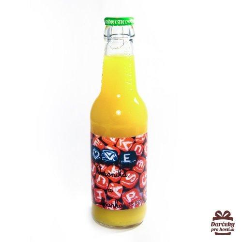 Svatební ovocný nápoj pro hosty, motív S011