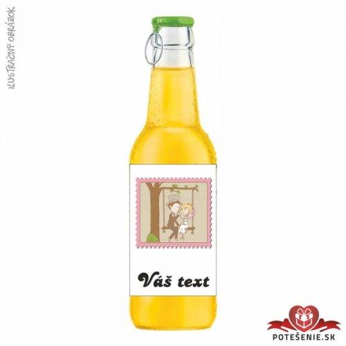 Svatební ovocný nápoj pro hosty, motív S021