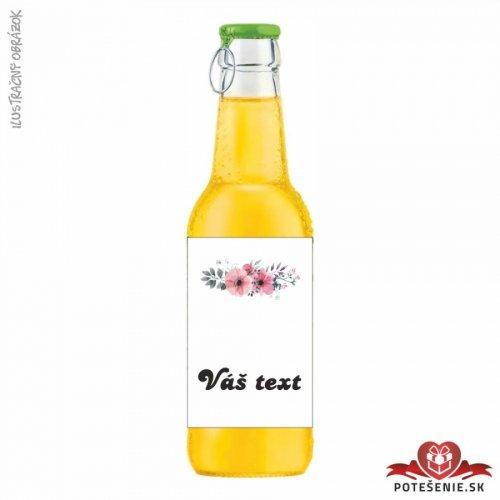 Svatební ovocný nápoj pro hosty, motív S024