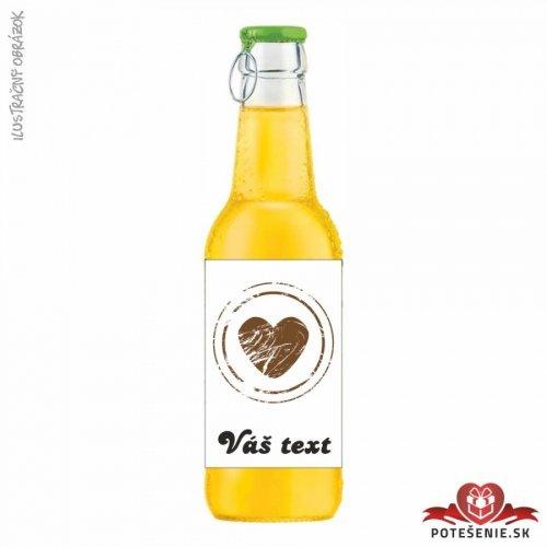 Svatební ovocný nápoj pro hosty, motív S025