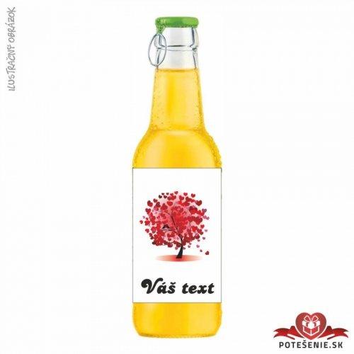 Svatební ovocný nápoj pro hosty, motív S026