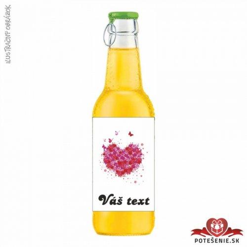 Svatební ovocný nápoj pro hosty, motív S027