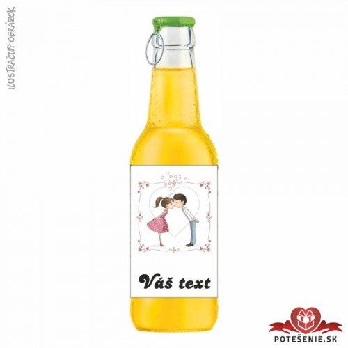 Svatební ovocný nápoj pro hosty, motív S075