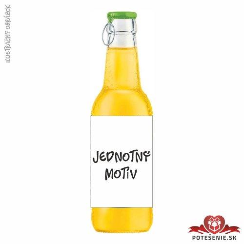Svatební ovocný nápoj pro hosty, jednotný motív - Jednotný motív